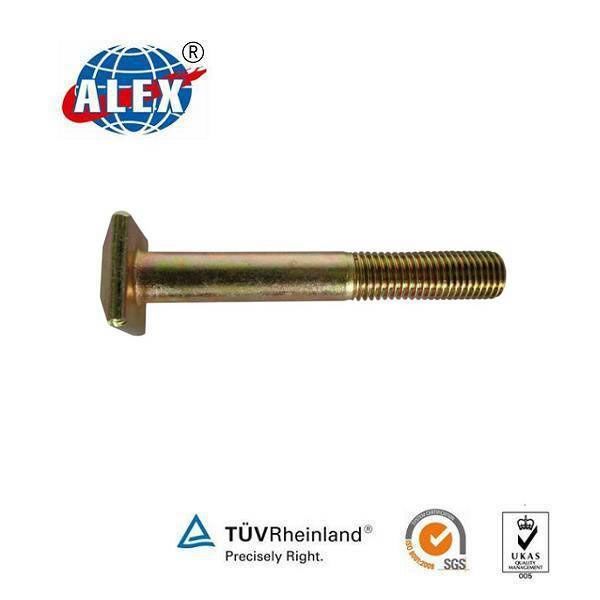Fish Plate Bolt