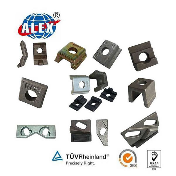 Rail Elastic Clamp