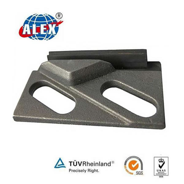 Rail Clamp Anchor Plate