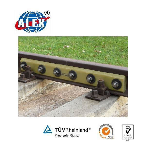 Railway Splice Bar Set