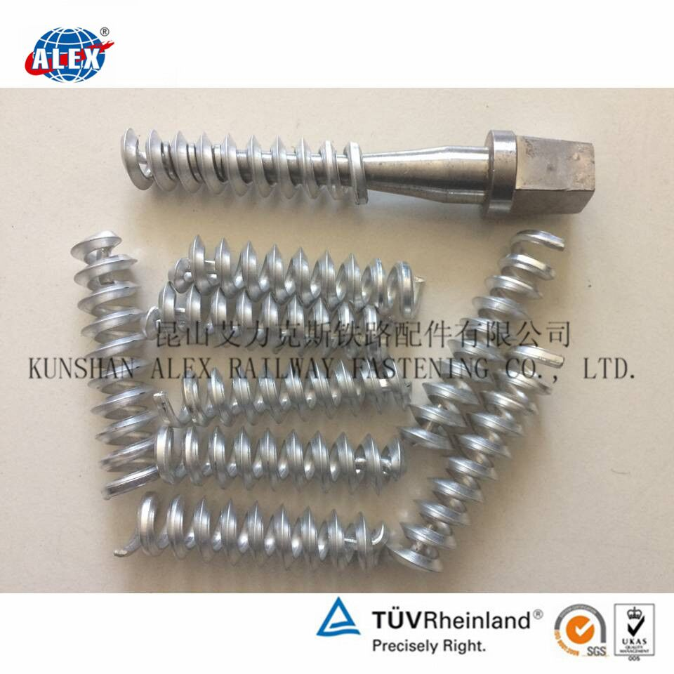 Railway Screw Spike Aluminum Coil factory